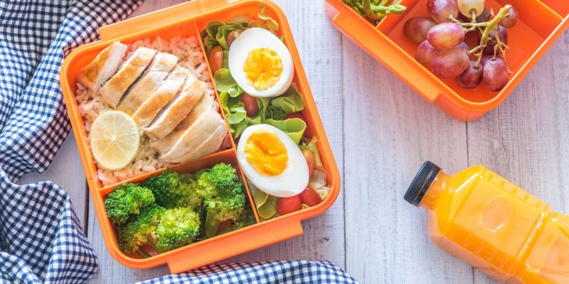 10 Healthy Lunch Tips For a Healthier You!