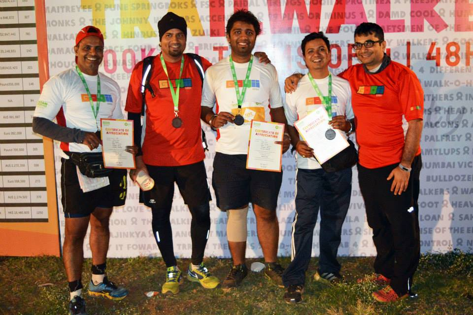 Oxfam Trailwalk