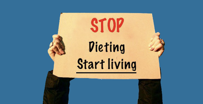 Start Living, Stop Dieting