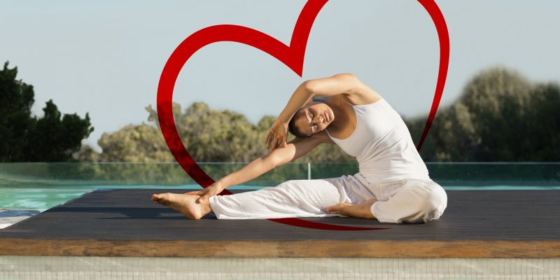 7 Yoga Asanas For Good Heart Health