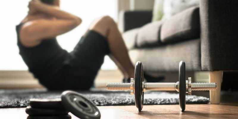 A Quick 6 Minute Workout You Can Do Anywhere