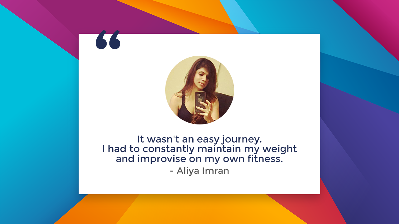 overcoming the odds Aliya Imran