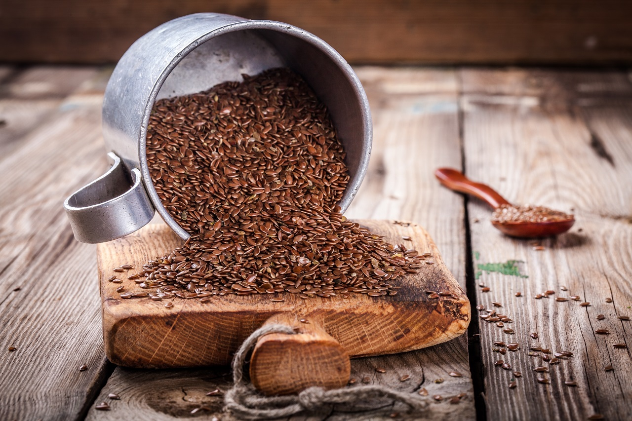 everything about flaxseeds