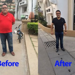 """#FitBy40: To lose 40 KGS by the time I turn 40 in Feb'2017"""