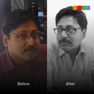 Auro - before and after pics