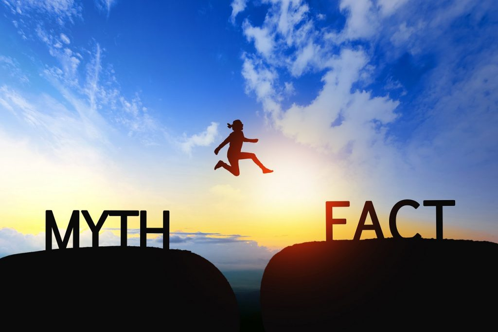 Nutrition and Exercise myths and facts