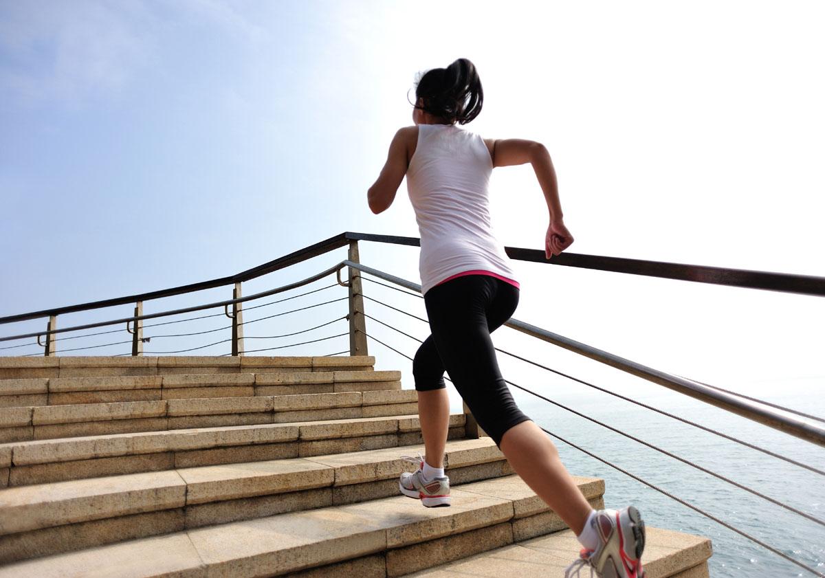 calories burned walking up flights of stairs health amp fitness. Black Bedroom Furniture Sets. Home Design Ideas