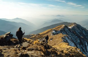 Get fit for trekking