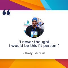 From Fattest to Fittest! Pratyush Dixit & His Awe-Inspiring Transformation