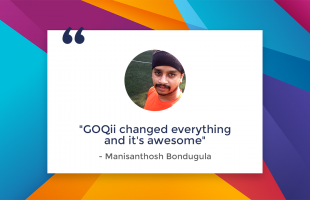 From Scalp Issues to No Issue – Incredible Change with GOQii