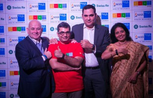GOQii enters into alliance with Max Bupa and Swiss Re for Health Offerings
