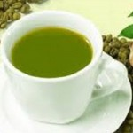 Healthy version of Green Coffee