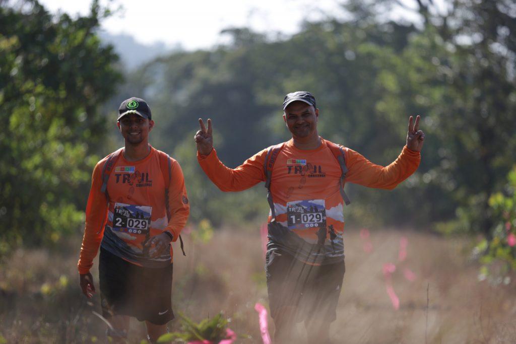 GOQii Trail Challenge