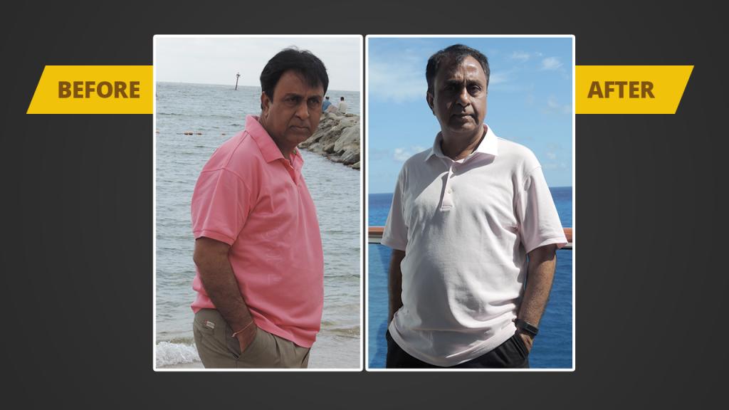 Harit Panchal User Journey