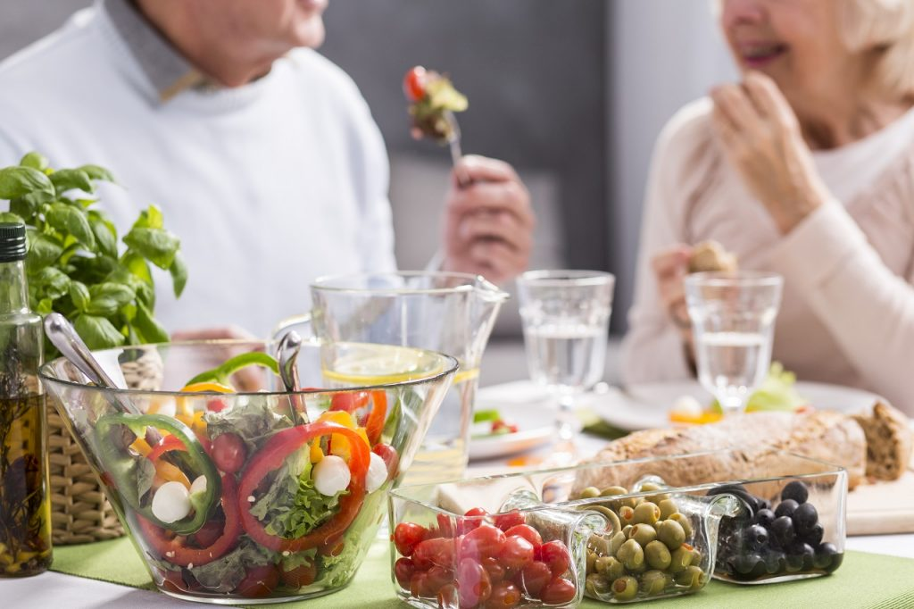Healthy Eating Tips for the Elderly