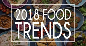 Healthy Food Trends 2018