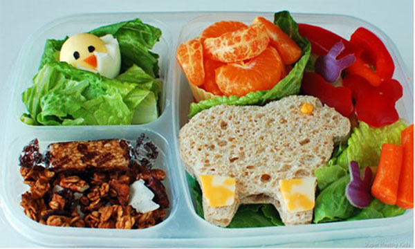 Healthy Lunch Ideas for Kids at Home copy