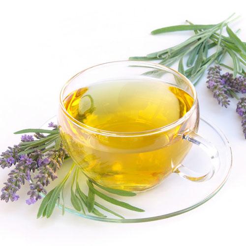 LavenderGreenTea