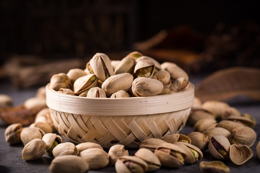 Pistachios your powerful nutritional punch
