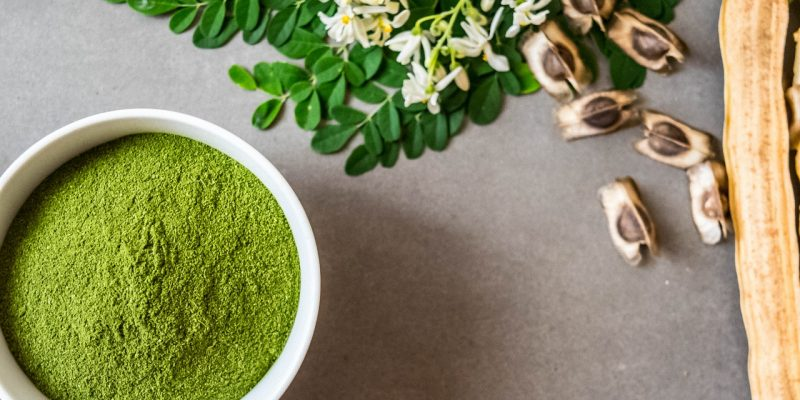 Tasty and Nutritious Recipes Using Moringa Leaves Powder