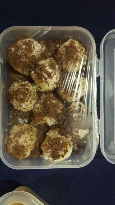 Recipe 2- coconut pak