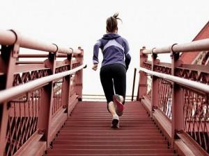 Stair jog