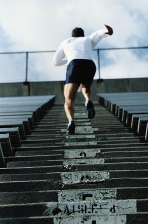 Stair-Sprinting