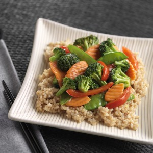 Stir-Fry-on-brown-rice