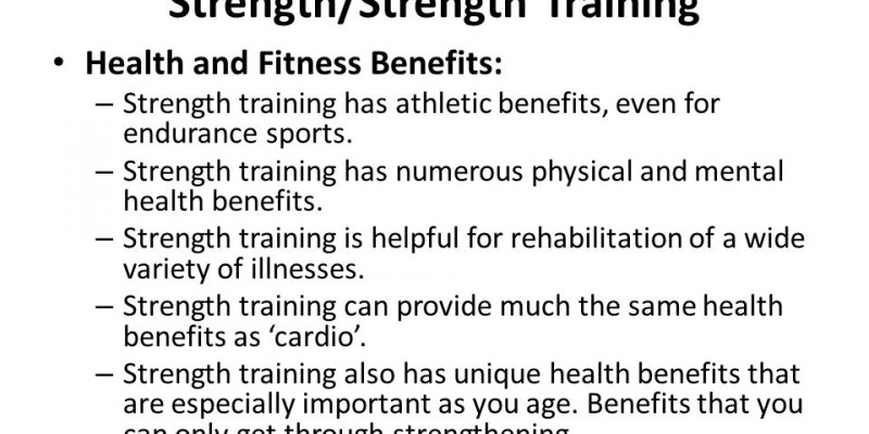 Strength training and exercises for runners