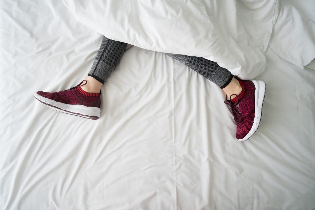 sleep or exercise