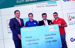 Max Bupa launches 'GoActive' : A digitally enabled 'Everyday Use' Health Insurance Plan