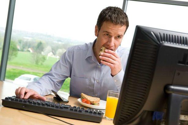 alimentacion-en-la-oficina