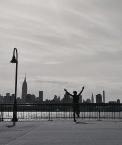 auro-Manhattan Skyline