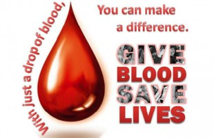 Blood should circulate – Donate Blood!