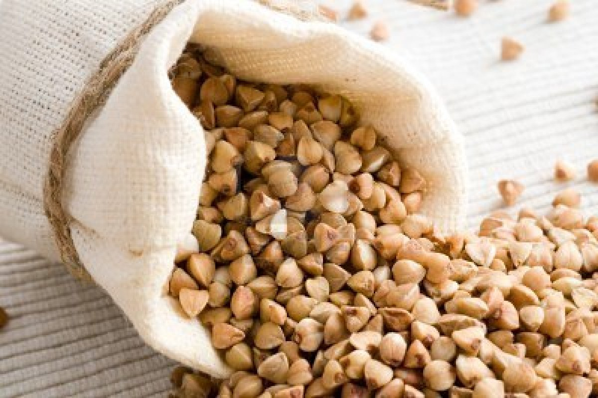 Know the health benefits of BUCKWHEAT- a Wonder grain