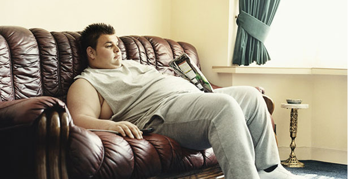 Obese Couch Potato How To Go From Couch P...