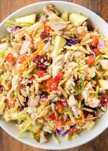 Crunchy Munchy Salad