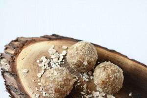 date oats ball