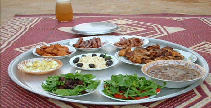 Eating healthy during Ramadan fasting