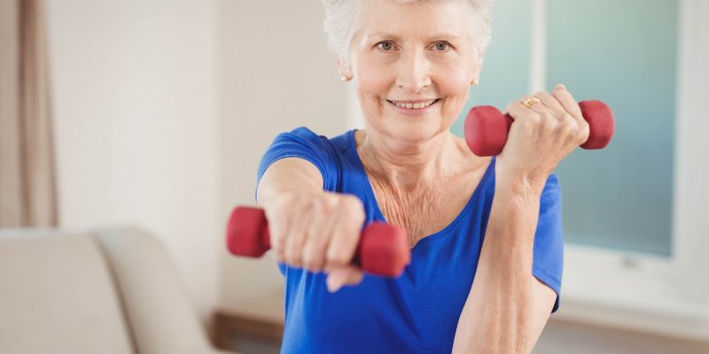 Health, Fitness and Nutrition For Senior Citizens