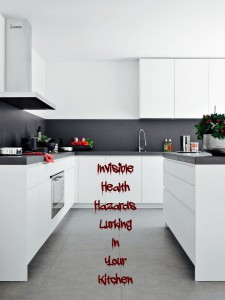 health hazards in your kitchen