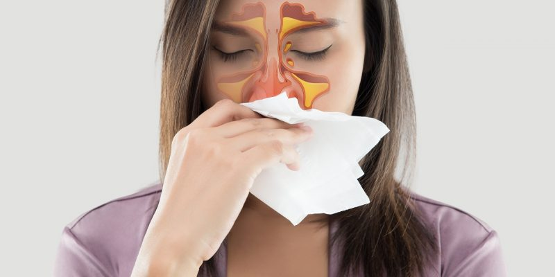 Effective Home Remedies For Sinus Congestion