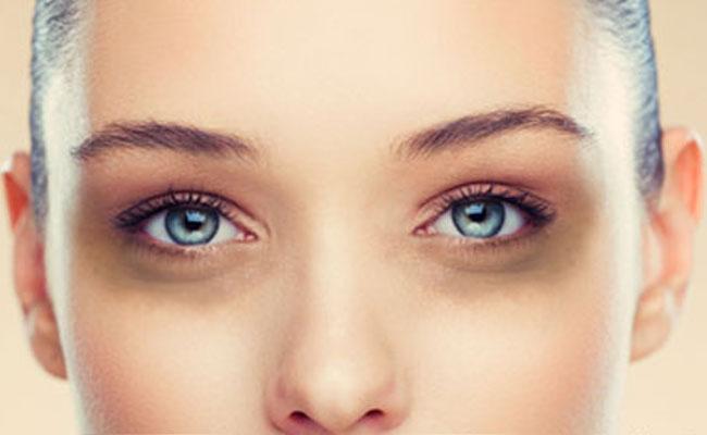 Image result for black circle eye