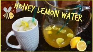 lemonhoneywater
