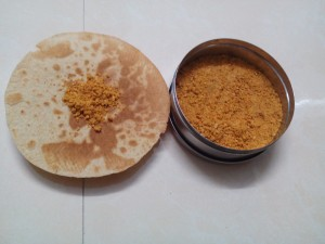 masala khakra