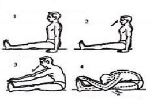 menstrual cramps-yoga pose 3