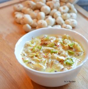navrathri-fasting-nutrition-dessert-sweet-makhana-kheer-fox-nut-foxnut-euryale-ferox