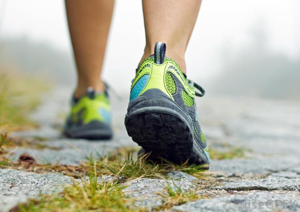 How walking helps to overcome stress?
