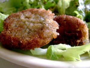 rice oats cutlet