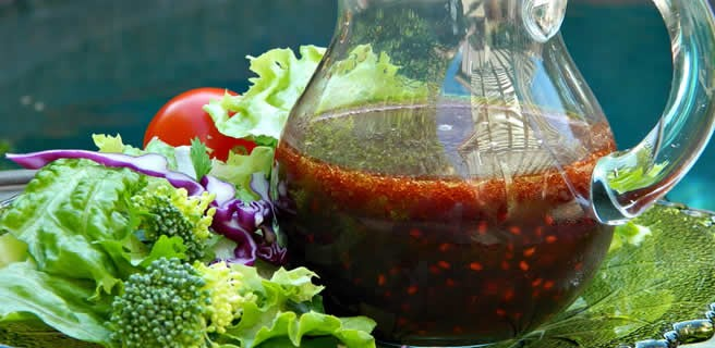 """Dressings/Seasonings : The """"MAKE-UP"""" to your Salads/Soups"""